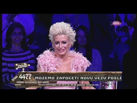 Zadruga 2 - Elvira u studiju, Dušica pocepala njeno pismo - 14.04.2019.