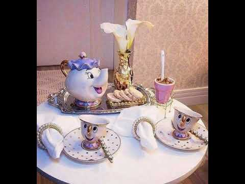 Beauty And The Beast Chip Cup NEW Beauty and The Bea...