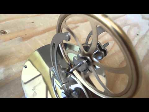 Stirling Engines: Running on Solar Energy, Hot water, Alcohol, and Vegetable Oil