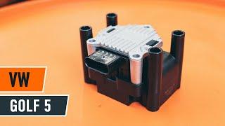 Montáž Zapalovaci civka VW GOLF V (1K1): video zdarma