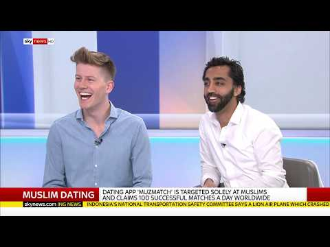muzmatch - Sky News Live - Sunrise