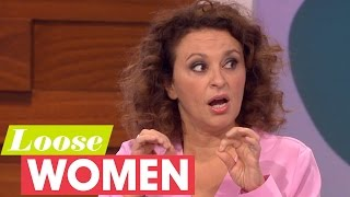 Nadia Sawalha And Jane Moore Argue Over Hitting Children As Punishment | Loose Women