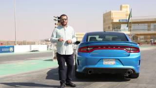 روتانا موتورز - دودج تشارجر SRT 2016