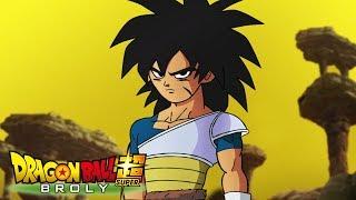 NUEVO ADELANTO Pelicula Dragon Ball Super : BROLY   Goku y Vegeta VS Broly