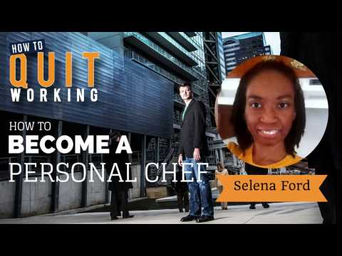 178: Selena Ford on How to Become a Personal Chef