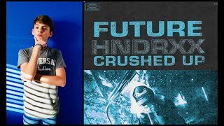 Future - CRUSHED UP First REACTION/REVIEW Video