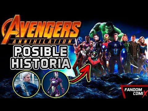 Ver Avengers 4: Así sería la película – Teoría en Español