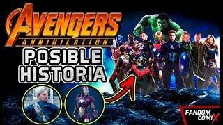 Avengers 4: Así sería la película - Teoría