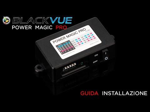 Installazione Blackvue Power Magic PRO - Dash Cam In Modalità Parcheggio !