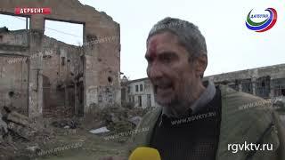 Фильм о войне в Сирии снимают в Дербенте