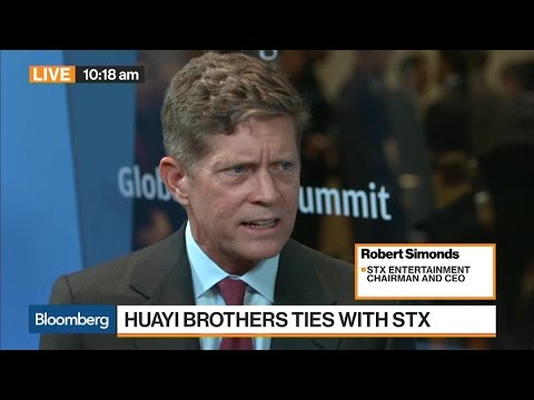 STX's CEO Says China's Movie Industry Doing Well