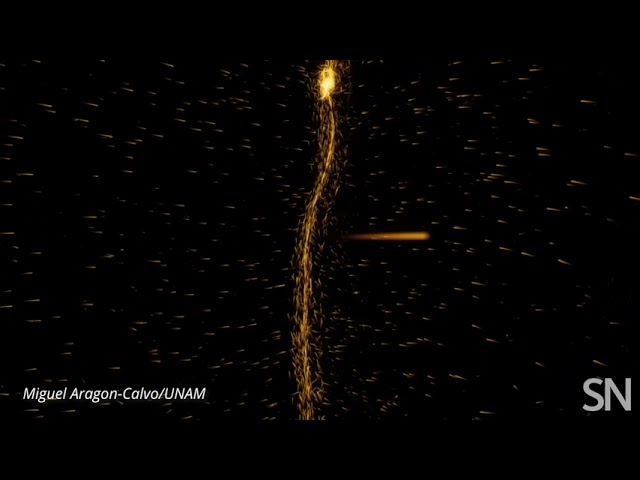 Kozmik Filamentler Uzaydaki En Büyük Dönen Nesneler Olabilir