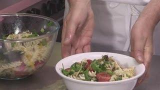 How To Make A Pasta Salad Dressing