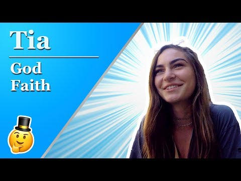 I Didn't Even Learn This in Bible Class – Tia | Street Epistemology
