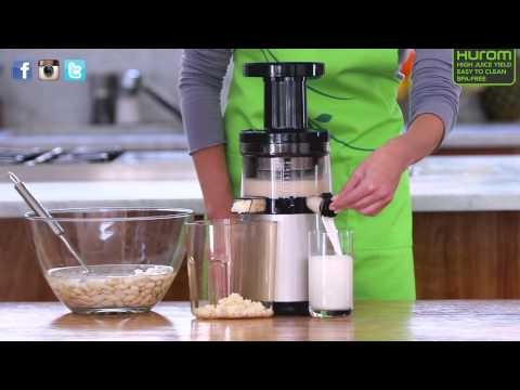 Hurom Slow Juicer Banana Ice Cream : Omega vSJ 843 vs SlowStar Juicer Comparison Review - Juicing Carrots FunnyCat.Tv