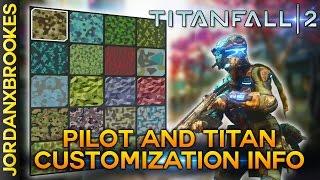 » Titanfall 2 Pilot & Titan Customization & Angel City FIRST LOOK! Titanfall 2 Multiplayer Gameplay