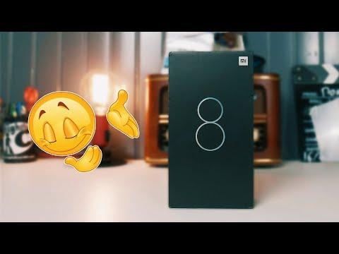 Xiaomi Mi8 - Le Test
