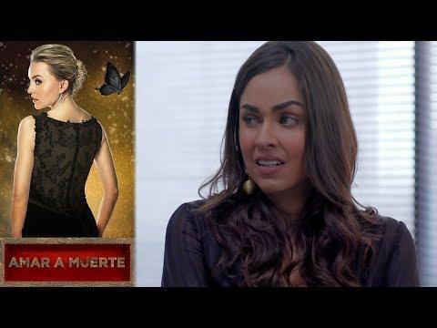 Amar a muerte - Capitulo 71: ¿Eva embarazada de Mateo o del Alacrán? - Televisa