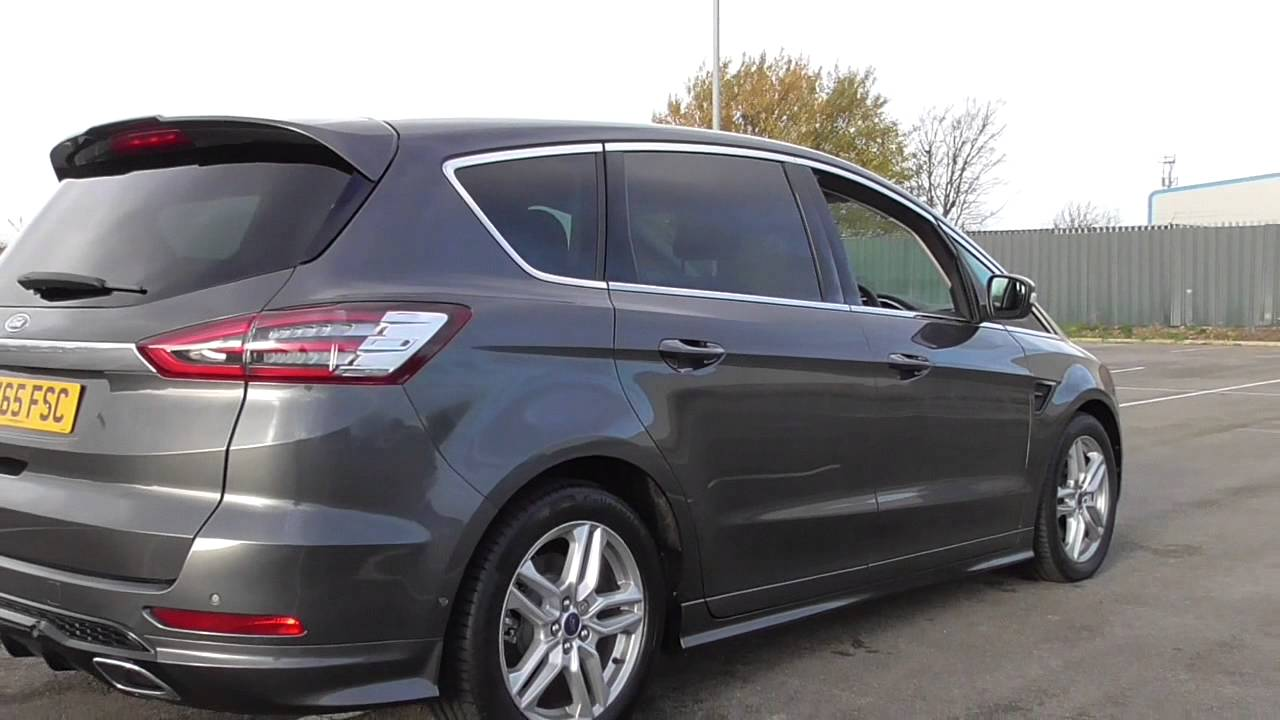 ford new s max 00a 5 door titanium sport 2 0tdci 210ps 6spd powershift u108162 youtube. Black Bedroom Furniture Sets. Home Design Ideas