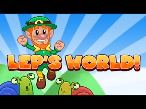 Leps World 3, Desert, Level 3-20 +BOSS walkthrough  with 3 Gold Pots (Android and iOS game app)