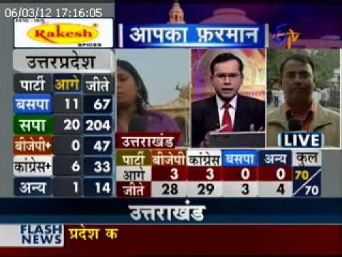 ETV UP-UP election results 2012 part1