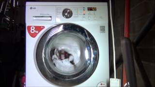 lg f1222td direct drive washing machine synthetics 60 c intensive complete