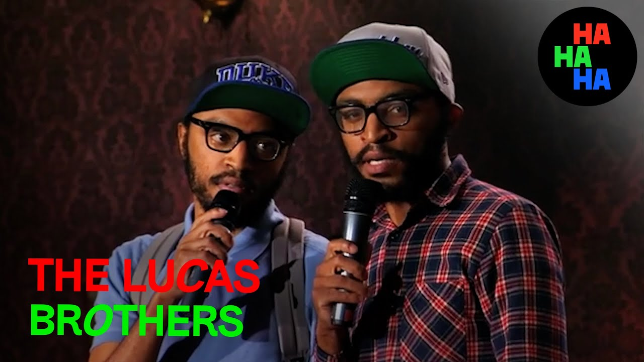 Download The Lucas Brothers - Getting FIRED With Your Identical Twin