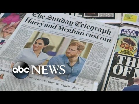 A glimpse of life in Canada for Prince Harry and Meghan