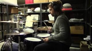 Skating - Vince Guaraldi Trio (Drum Cover)