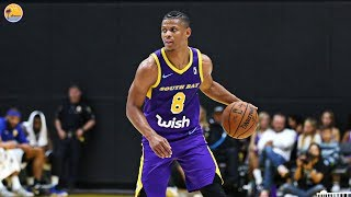 Scott Machado shows his feel for the game with 25 points and 10 assists | South Bay Lakers