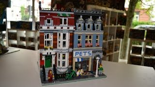 Lego® Modular Buildings 10218 Pet Shop