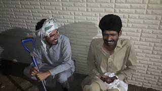 father and Son Funny conversation about Politics | asghar khoso | Funny video | Standup commedian