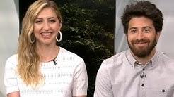 'Otherhood' with Heidi Gardner and Jake Hoffman | New York Live TV