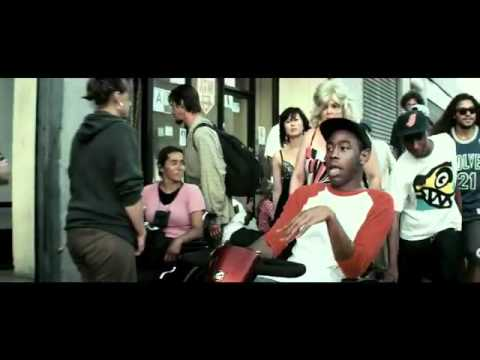 Tyler The Creator Ft. Pusha T - Trouble On My Mind (2011)