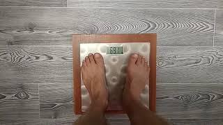 Голодание на воде 15 дней - как теряется вес