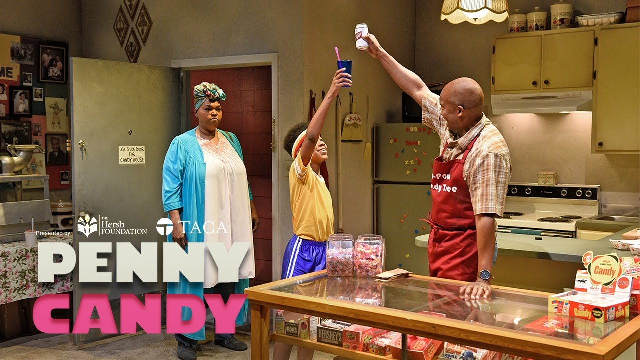 Dallas Theater Center | Penny Candy