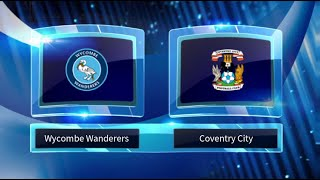 Wycombe Wanderers vs Coventry City Predictions and Match Preview Stats | League One 01/01/2019