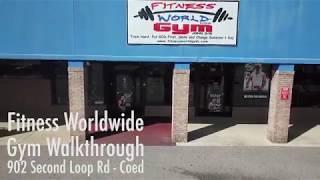 Fitness Worldwide - Florence - 2nd Loop Coed walkthrough