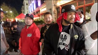 Fly Boy ASh & A-THUG - 冷たいCONCRETE (Official Video) Produced by DJ MUNARI