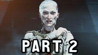 DOOM Walkthrough Gameplay Part 2 - Know Your Enemy - (Doom Xbox One)