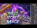 Wild Aluneth Secret Mage Deck | Rise of Shadows | Hearthstone