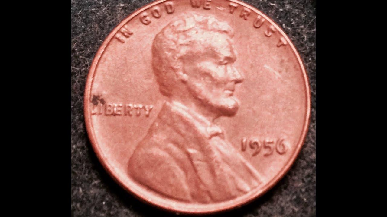 1956 Penny- Found A Mint Mistake With BIE Error