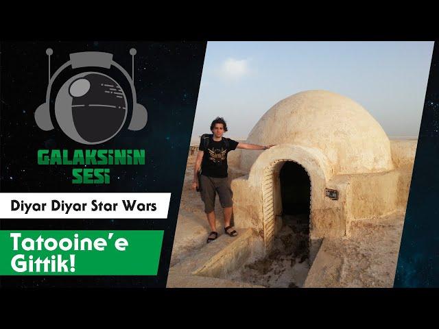 Tunus'taki Star Wars film setlerini gezdik!