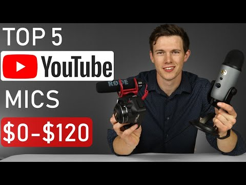 5 Best Microphones for YouTube 2020