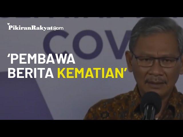 Jubir Achmad Yurianto dan Julukan Pembawa Berita Kematian: Sekarang Tidak Menakutkan Lagi