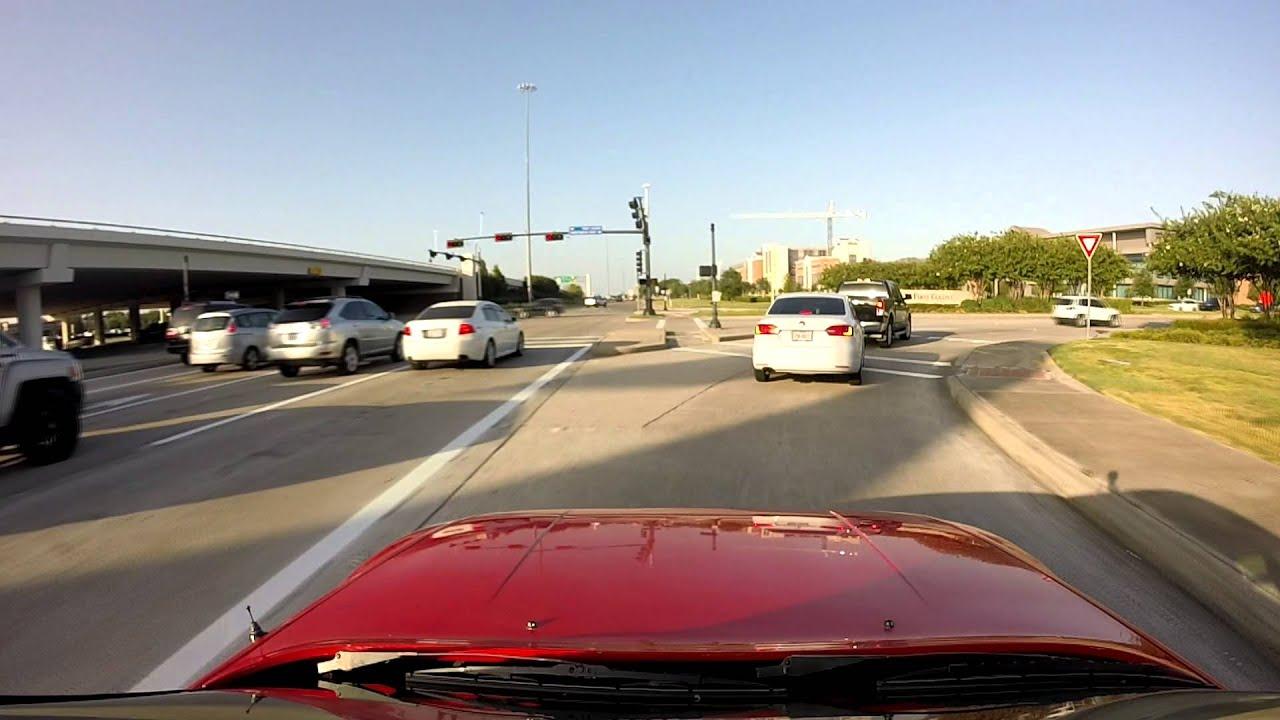 Driving Around In Sugar Land Tx Porsche 944 Gopro