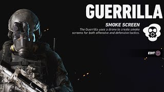 GUERRILLA OPERATOR GAMEPLAY! | G2, SMOKE DRONE, & NEW MAPS! | Ghost Recon Wildlands PVP