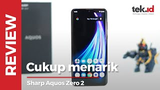 Review Sharp Aquos Zero 2, si smartphone teringan di dunia