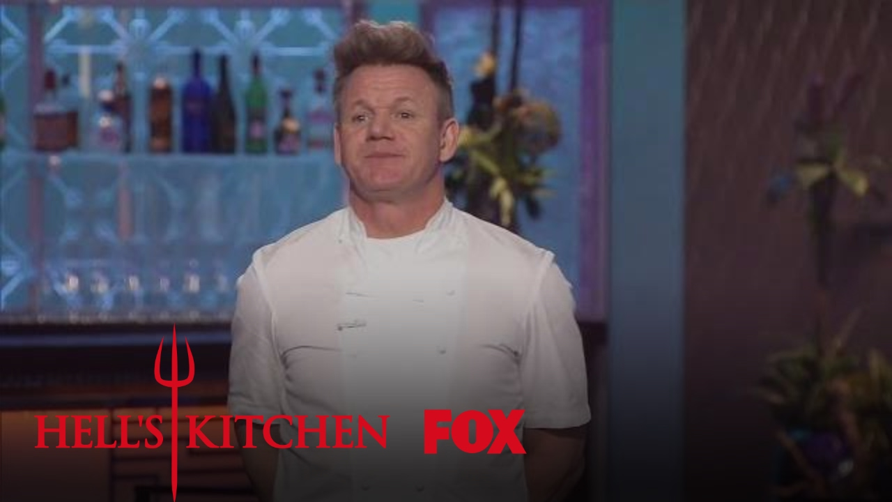 Gordon ramsay introduces a unique challenge season 16 ep for Watch hell s kitchen season 16