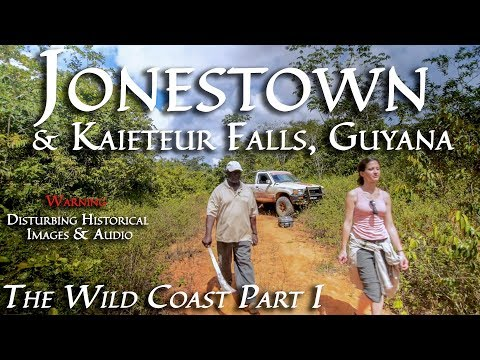 Jonestown & Kaieteur Falls, Guyana (The Wild Coast, Part 1/3)
